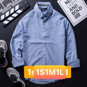 RALPH LAUREN SLIM FIT SHIRT - DÀI TAY 2020