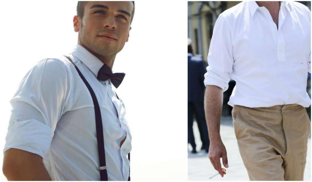 5 cách xắn tay áo dài chuẩn men